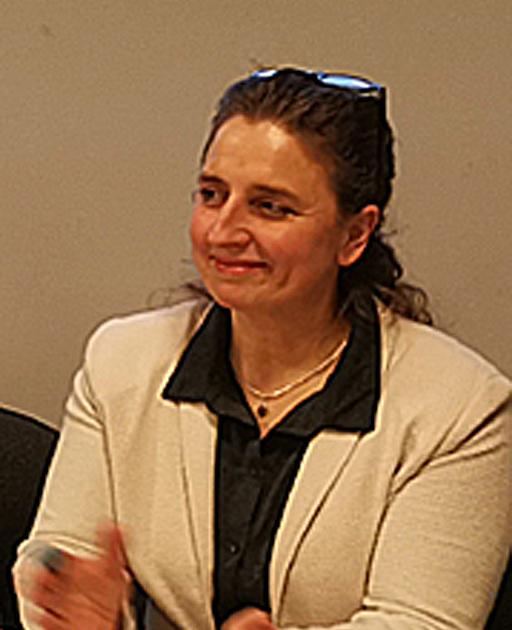 Ute Braband 2. Vorsitzende