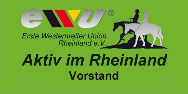 Jahreshauptversammlung und Jugendversammlung der EWU Rheinland e.V.