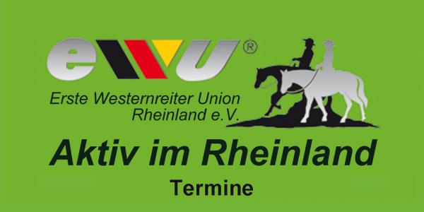 Informationen zum weiteren Turniergeschehen in der EWU Rheinland